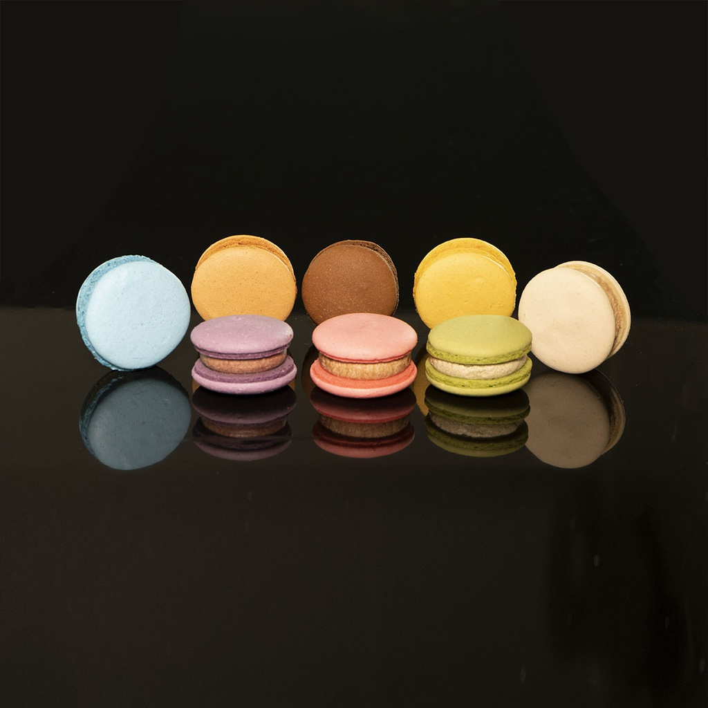 Macaron – Set of 8 (assorted)